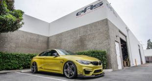 Can You Handle A 600 Horsepower M4?