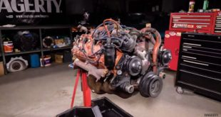 What They Did To Rebuild This Ford Flathead V8 Is Absolutely Incredible