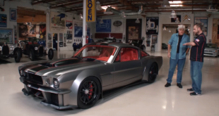 1965 Mustang Transformed Into A 1,000 Horsepower Beast Called 'Vicious'