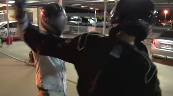 Trash Talking Lamborghini Owner Got Hustled Big Time. Fight Breaks Out After The Race