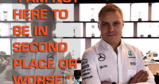 Valtteri Bottas Out To Prove Every Naysayer Wrong About His Seat At Mercedes