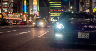 Driving Through Tokyo In A Nissan GTR – Living the Dream (Part 1)