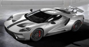 The Ford GT Competition Series Will Make Ferrari Owners Shit A Brick