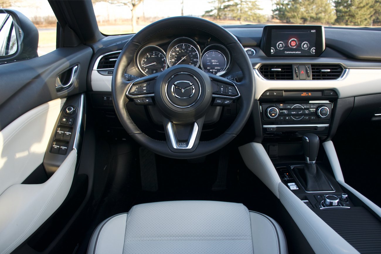 2017 Mazda 6 Interior Pictures to Pin on Pinterest - PinsDaddy