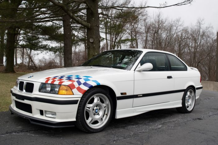 Would Spend You 100k On 12 Year Old Bmw E36 M3 Lightweight With 100