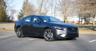 2017 Mazda 6 GT Review: A Family Sedan With Soul.