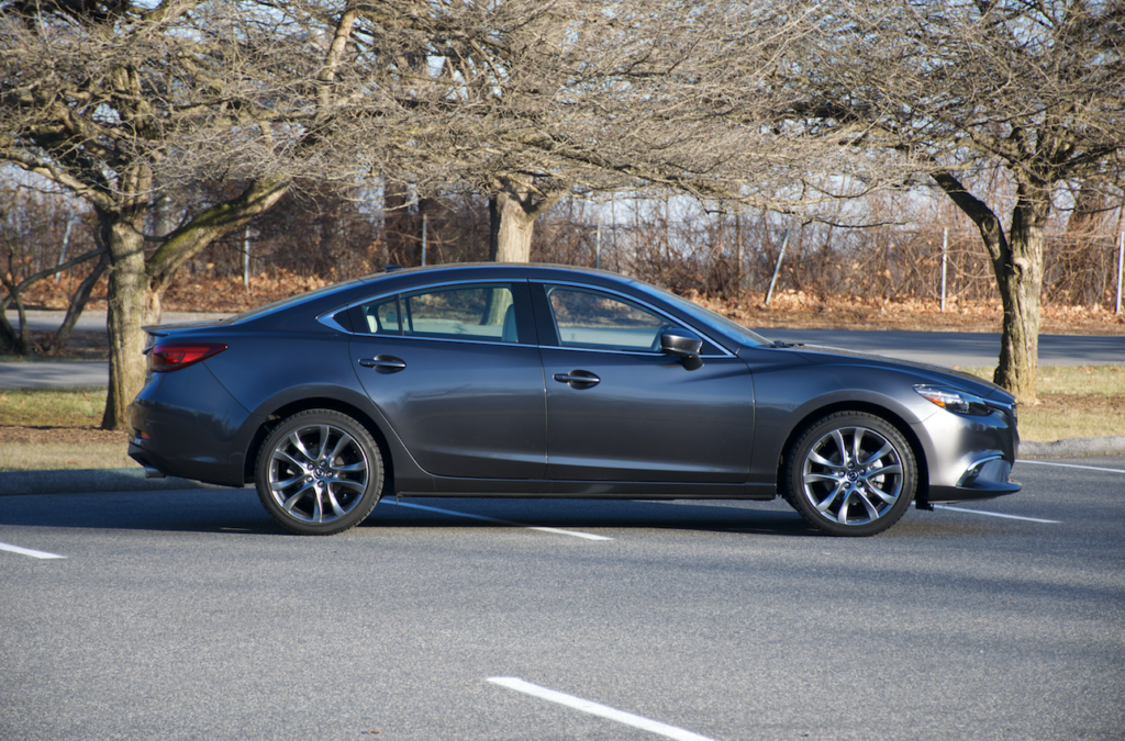 2017 mazda 6 gt review a family sedan with soul. Black Bedroom Furniture Sets. Home Design Ideas