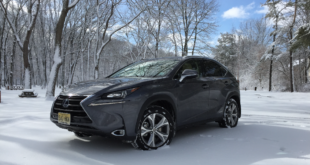 2017 Lexus NX300h Review: Are Hybrid SUVs Really That Bad?