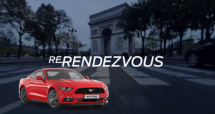 Ford Performance Recreates Iconic Film With Their Mustang. But Nothing Beats The Original