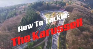 Here's How You Take The Nurburgring's Karussell
