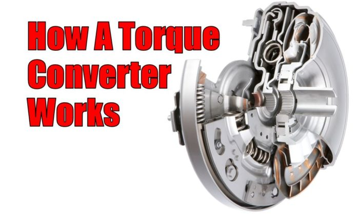 How Does A Torque Converter Work >> This Is How Torque Converters Work And Why Automatic Transmissions