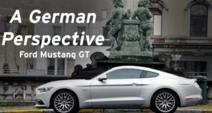 What Do Germans Think Of The Mustang?