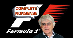 Bernie Ecclestone Is At It Again