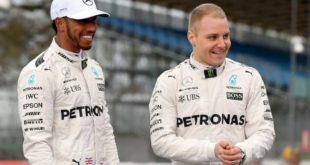 Bottas' Third Place Finish Is Mercedes' Silver Lining In Australia.