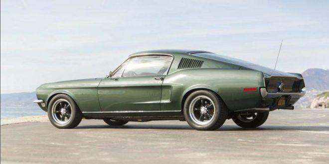 The Second Original Bullitt Mustang Has Been Found After