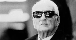 Someone Hatched A Plot To Steal Enzo Ferrari's Body And Hold It For Ransom