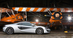 How Larini Fixes The McLaren 540C's Biggest Problem