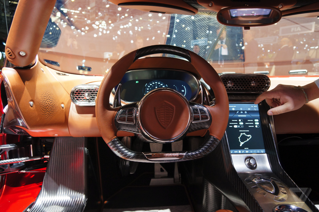 Why Does The Koenigsegg Regera Have Paddle Shifters If There Is Only One  Forward Speed?