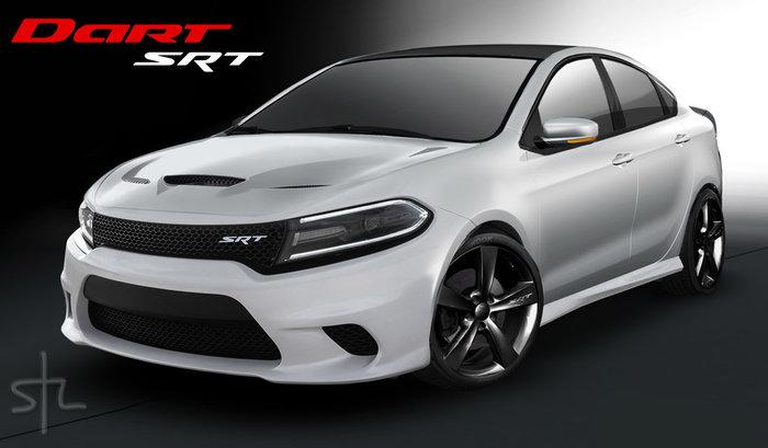 Dodge To Release Dart Hellcat