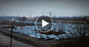 Dieselgate Buyback Storage Location Produces A Haunting And Depressing Image