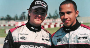 Hamilton & Rosberg, Friends Again?