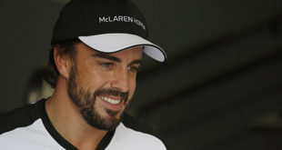 Fernando Alonso's First Indy Test Will Be On May Third