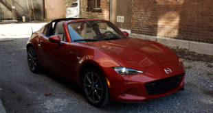 2017 Miata RF Review: The Miata For All Occasions