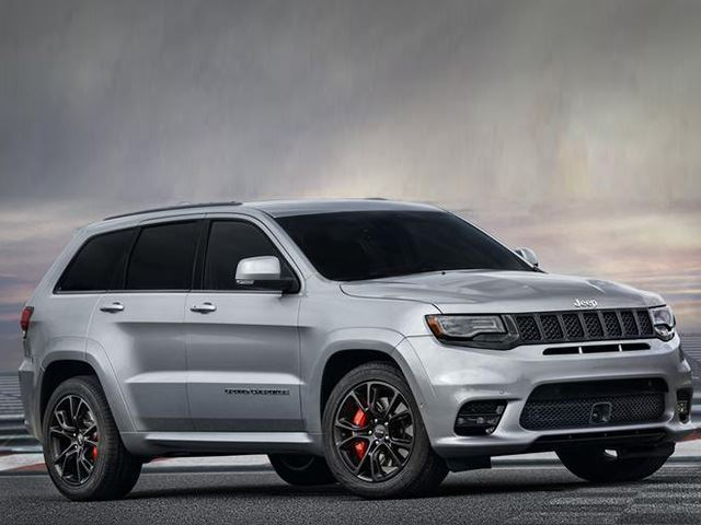 Great REPORT: 707 Horsepower Jeep Grand Cherokee TrackHawk To Be Unveiled Next  Week | Shifting Lanes
