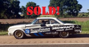 Former Gas Monkey Garage Star Sells His Favorite Car