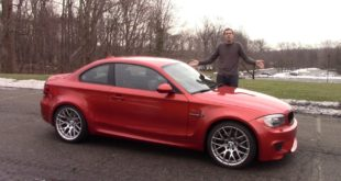 The BMW 1 Series M Is The Best M Car Ever Made