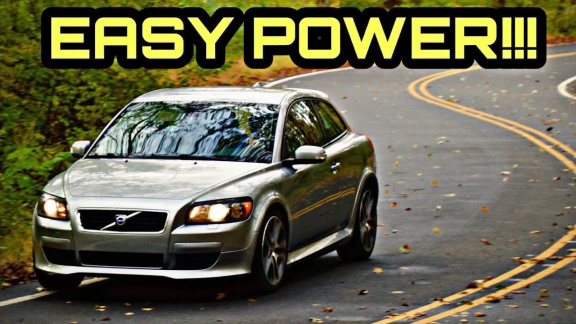 Tuning Our Volvo C30 Civic Type R Slayer Was Easy And Made A Huge