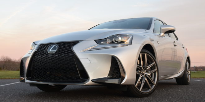 2017 Lexus Is200t F Sport Review Finally A Worthy Entry Level