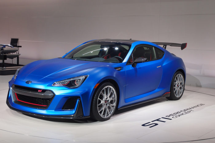 Turbo Brz Announced For 2017